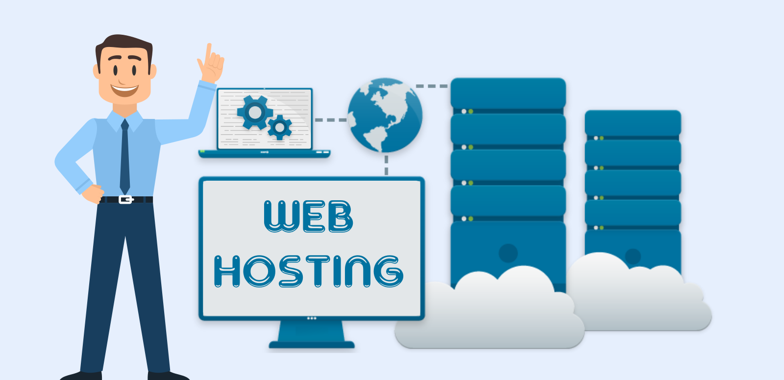Introduction to fast Web Hosting